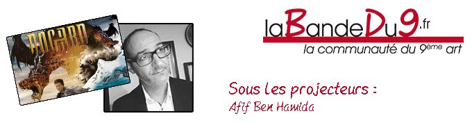 Bandeau de l'article Interview Afif Ben Hamida