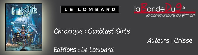 Bandeau de l'article Gunblast Girls