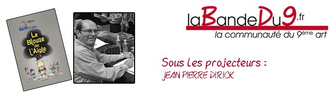 Bandeau de l'article Interview Jean Pierre Dirick