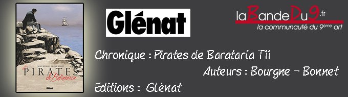 Bandeau de l'article Les Pirates de Barataria T11