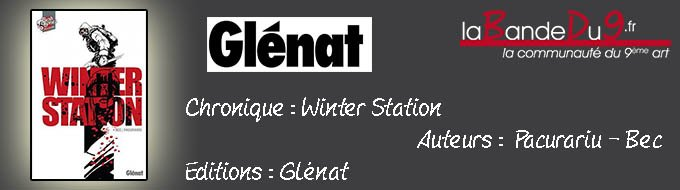 Bandeau de l'article WINTER STATION