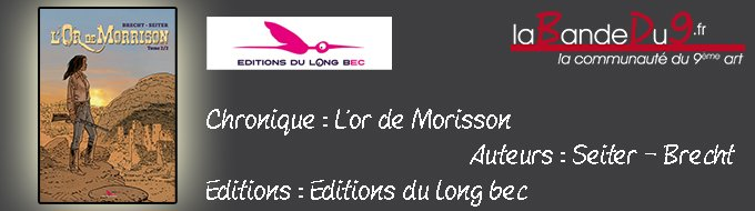 Bandeau de l'article L'or de Morrisson Tome2/2
