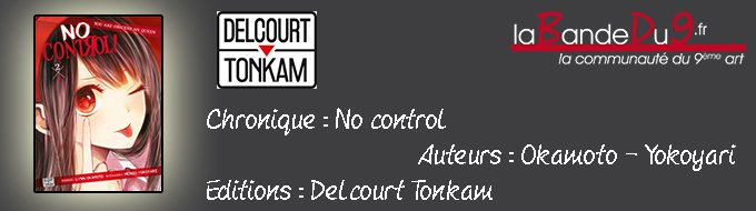Bandeau de l'article No Control ! T.02