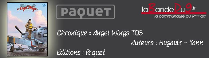 Bandeau de l'article Angel Wings T5 Balck Sands