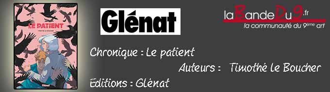 Bandeau de l'article Le patient