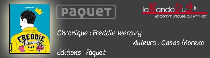 Bandeau de l'article FREDDIE MERCURY