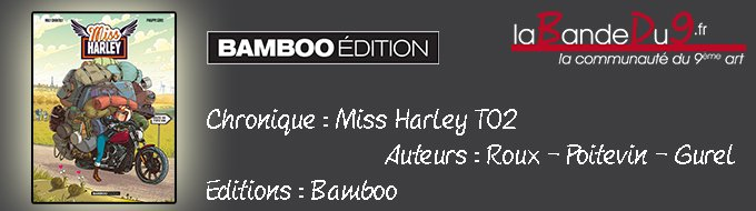 Bandeau de l'article MISS HARLEY T02