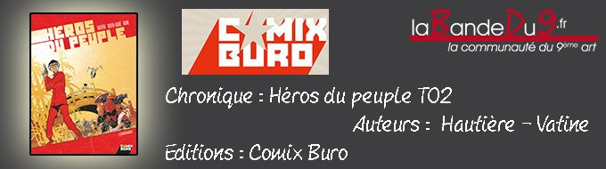 Bandeau de l'article HEROS DU PEUPLE T02