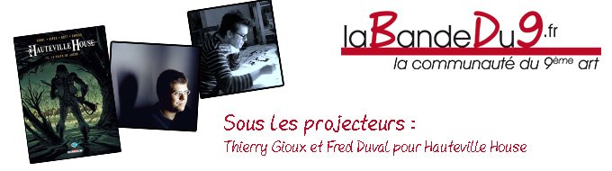 Bandeau de l'article Interview Thierry Gioux et Fred Duval