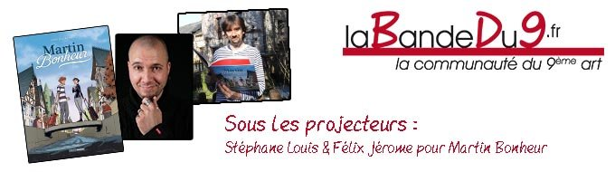 Bandeau de l'article Interview Stéphane Louis et Jérome Félix