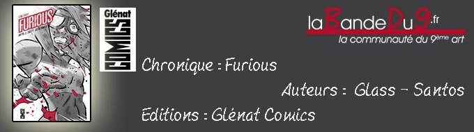 "Bandeau de l'article Chronique ""Furious T01"""