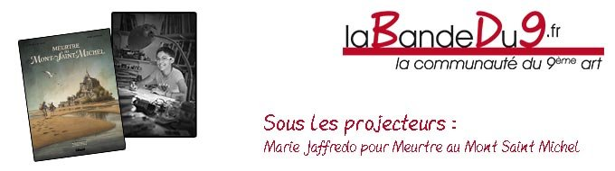 Bandeau de l'article Interview Marie Jaffredo