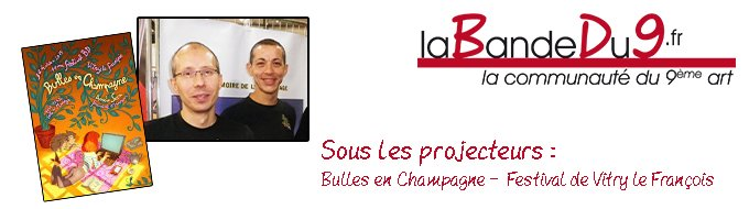 Bandeau de l'article Interview Christophe Herveux - Bulles en Champagne