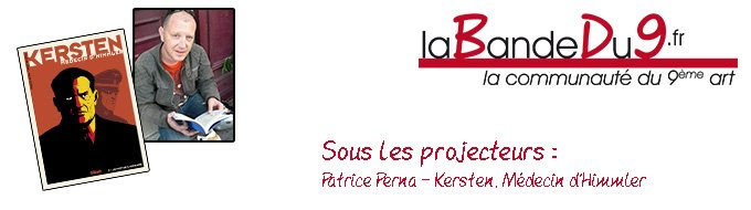 Bandeau de l'article Interview Patrice Perna