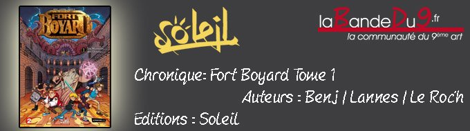 Bandeau de l'article Fort Boyard T01