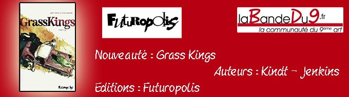 Bandeau de l'article Grass kings tome 1