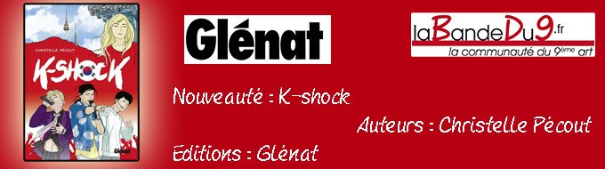 Bandeau de l'article K-SHOCK