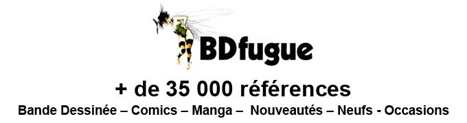 bandeau de la boutique BD Fugue