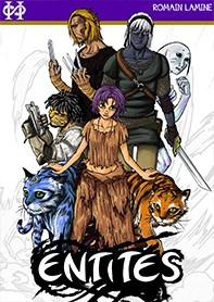Entités - cover