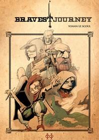 Bravest Journey - cover prépublication