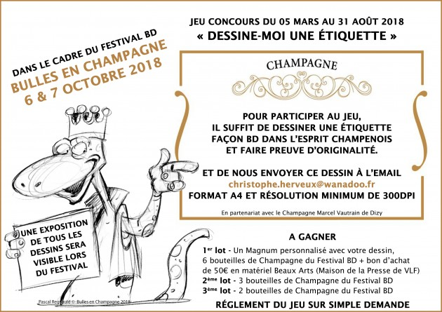 Jeu Concours Dessine Moi Une Etiquette Par Toffy51 La Bande Du 9 La Communaute Du 9eme Art