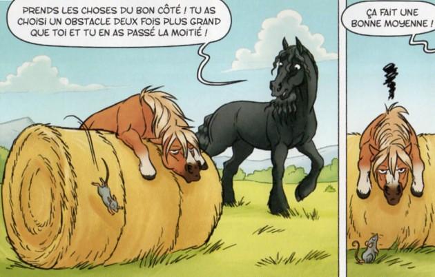à venir certain cheval