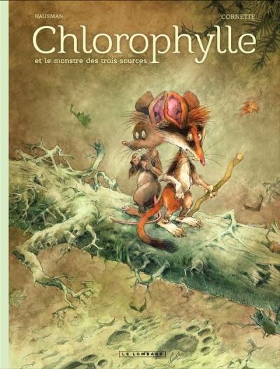 Chlorophylle et le monstre des trois sources par for Espace chlorophylle